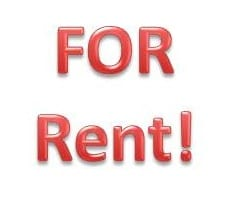 For Rent!