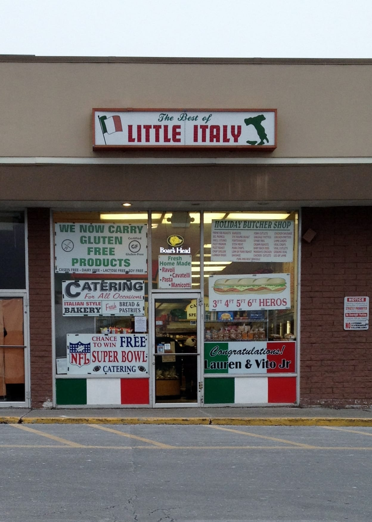 The Best of Little Italy