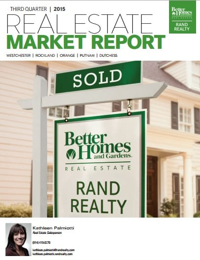 third quarter 2015 market report