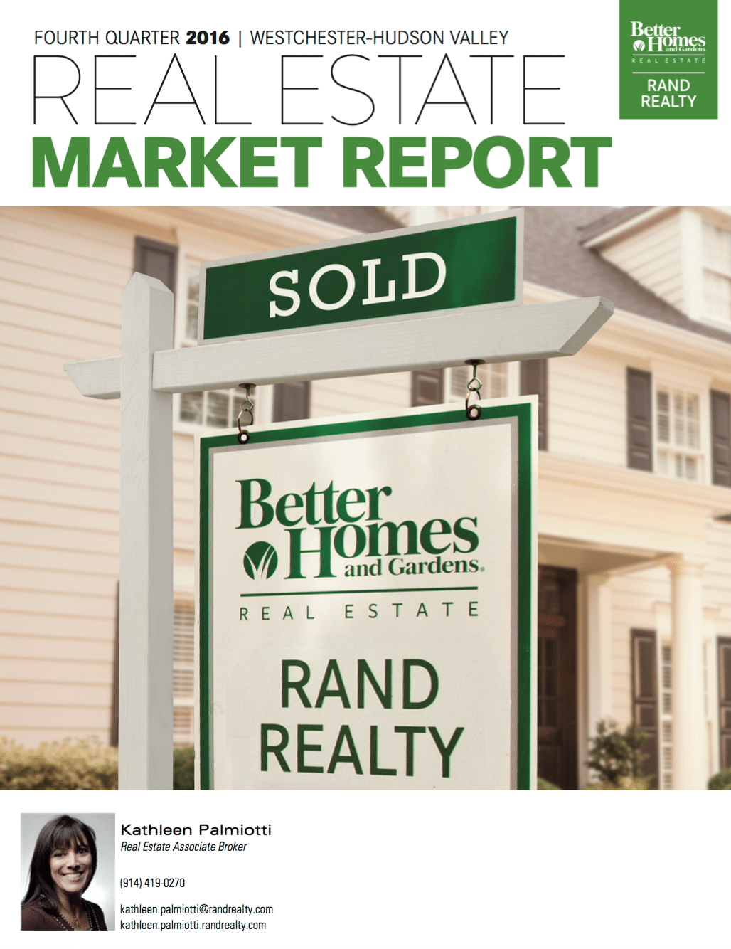 Monroe NY and Hudson Valley Market Report: 4Q16