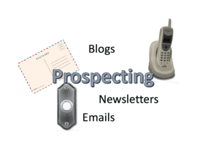 Monday Miscellany - Mother's Day and Prospecting