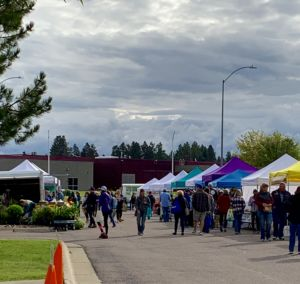 Farmers Market in Kalispell MT