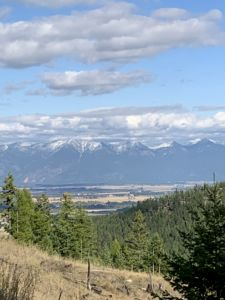 Hiking the Salish Mountains - Kalispell MT